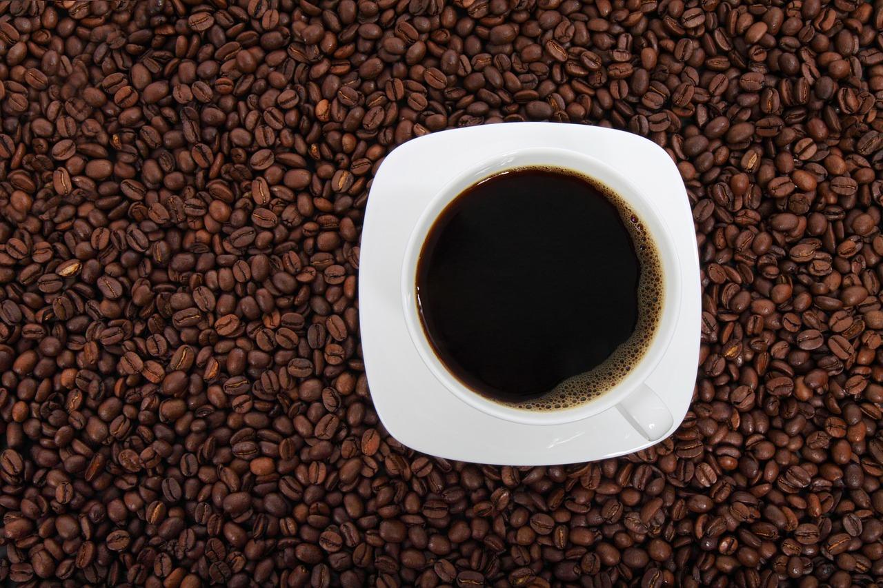 káva černá